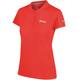 Regatta Maverik IV Kortærmet T-shirt Damer rød